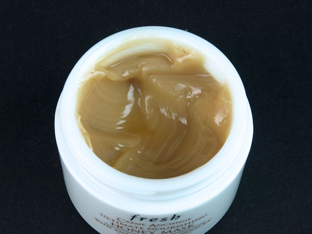 Fresh Creme Ancienne Ultimate Nourishing Honey Mask: Review