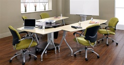 Global Total Office Bungee Tables