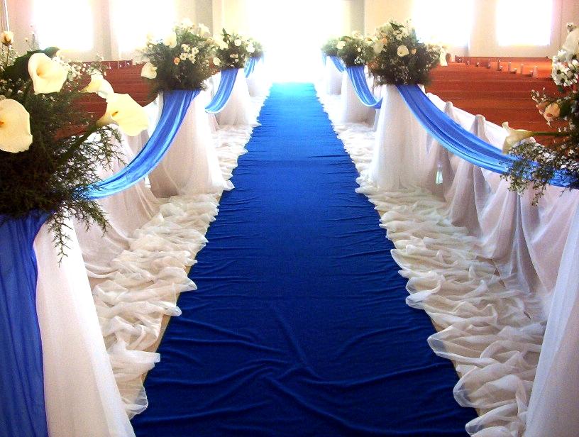 Wedding Chapel Decorations