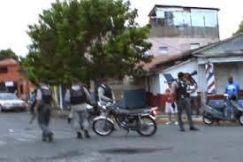 En San Juan: balecera por punto de drogas