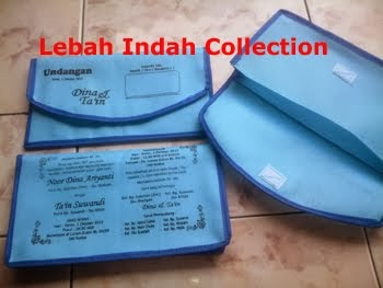 Undangan Dompet Lebah Indah Collection