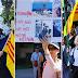 Los Angeles: Biểu tình trước tòa lãnh sự Trung quốc theo lời kêu gọi GHPGVNTN
