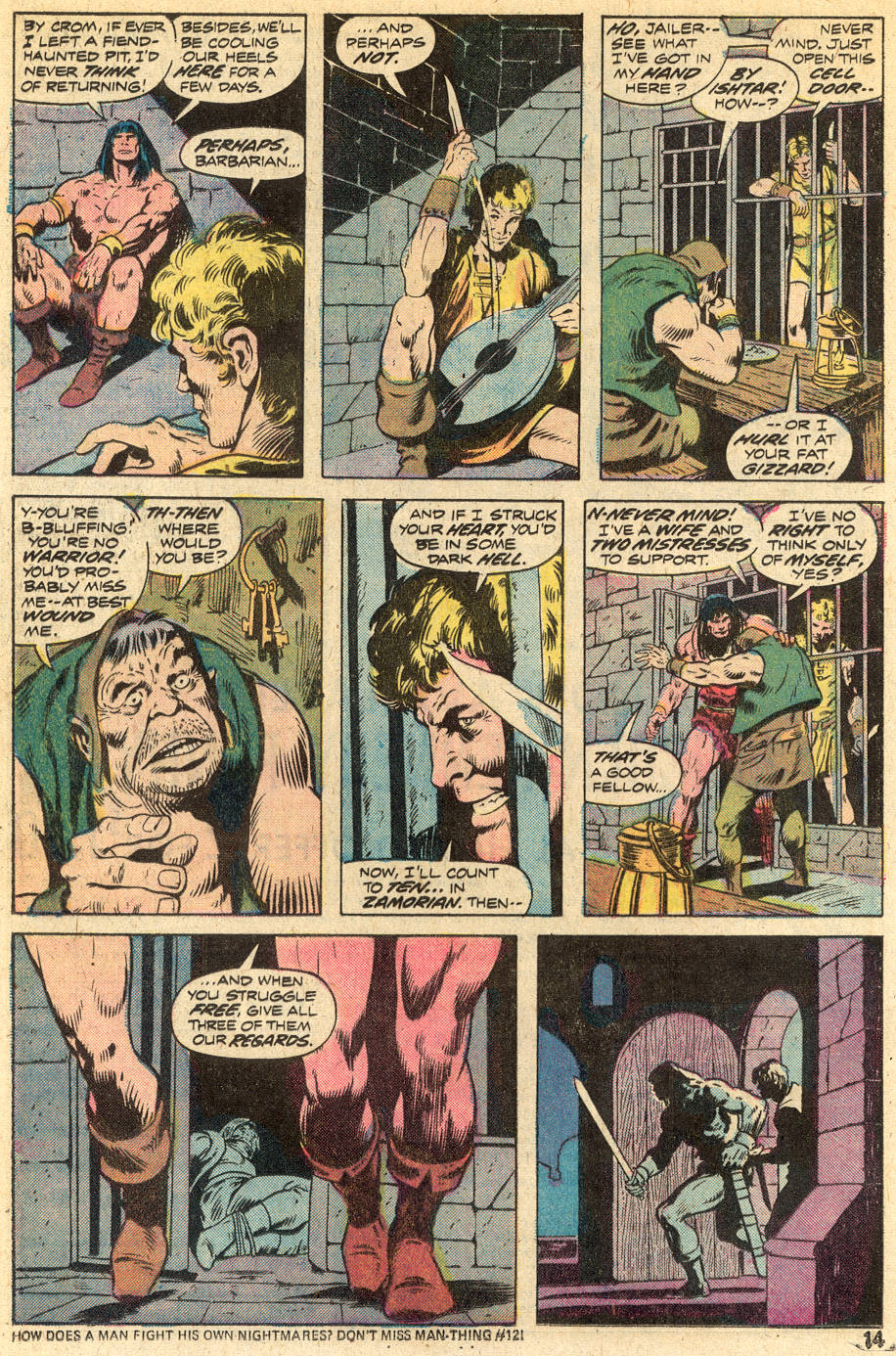 Conan the Barbarian (1970) Issue #45 #57 - English 9