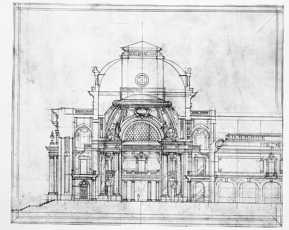 Best of 24 images architectural drawings of buildings for Architectural drawings online