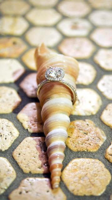 Simon G Engagement Ring