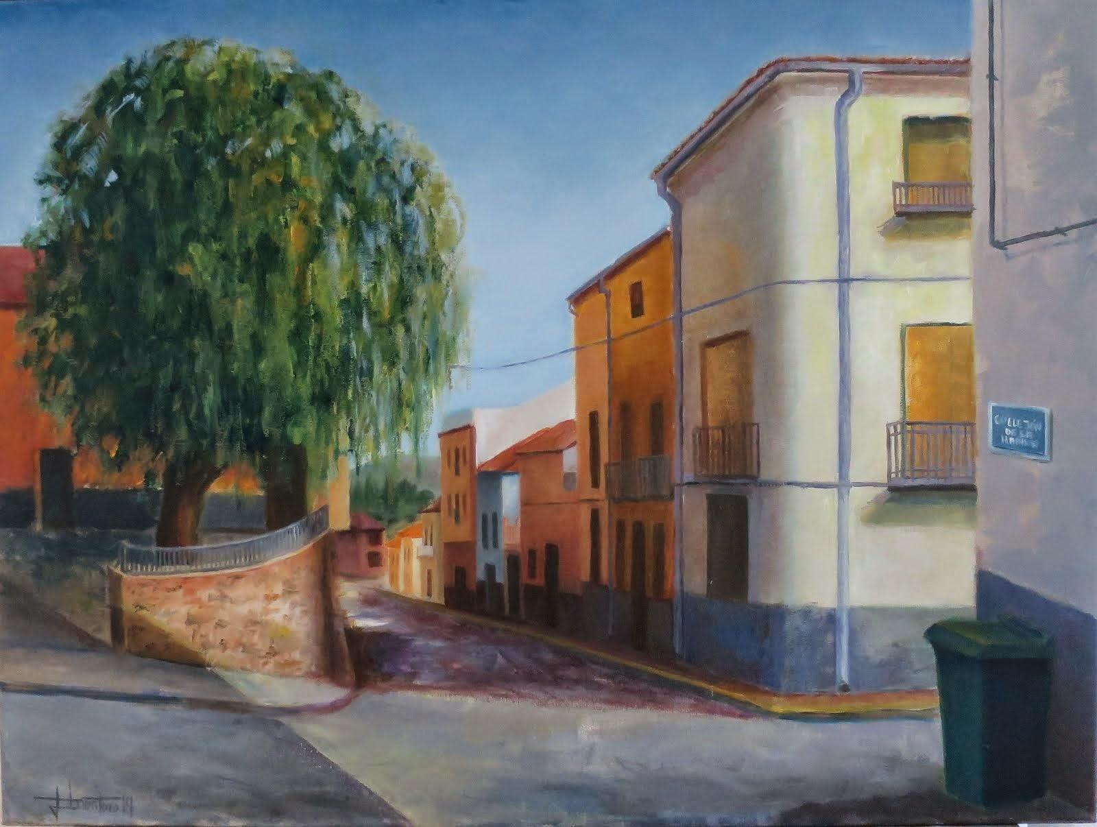 Calle del Pillar, II; Fuerte del Rey. (12P)