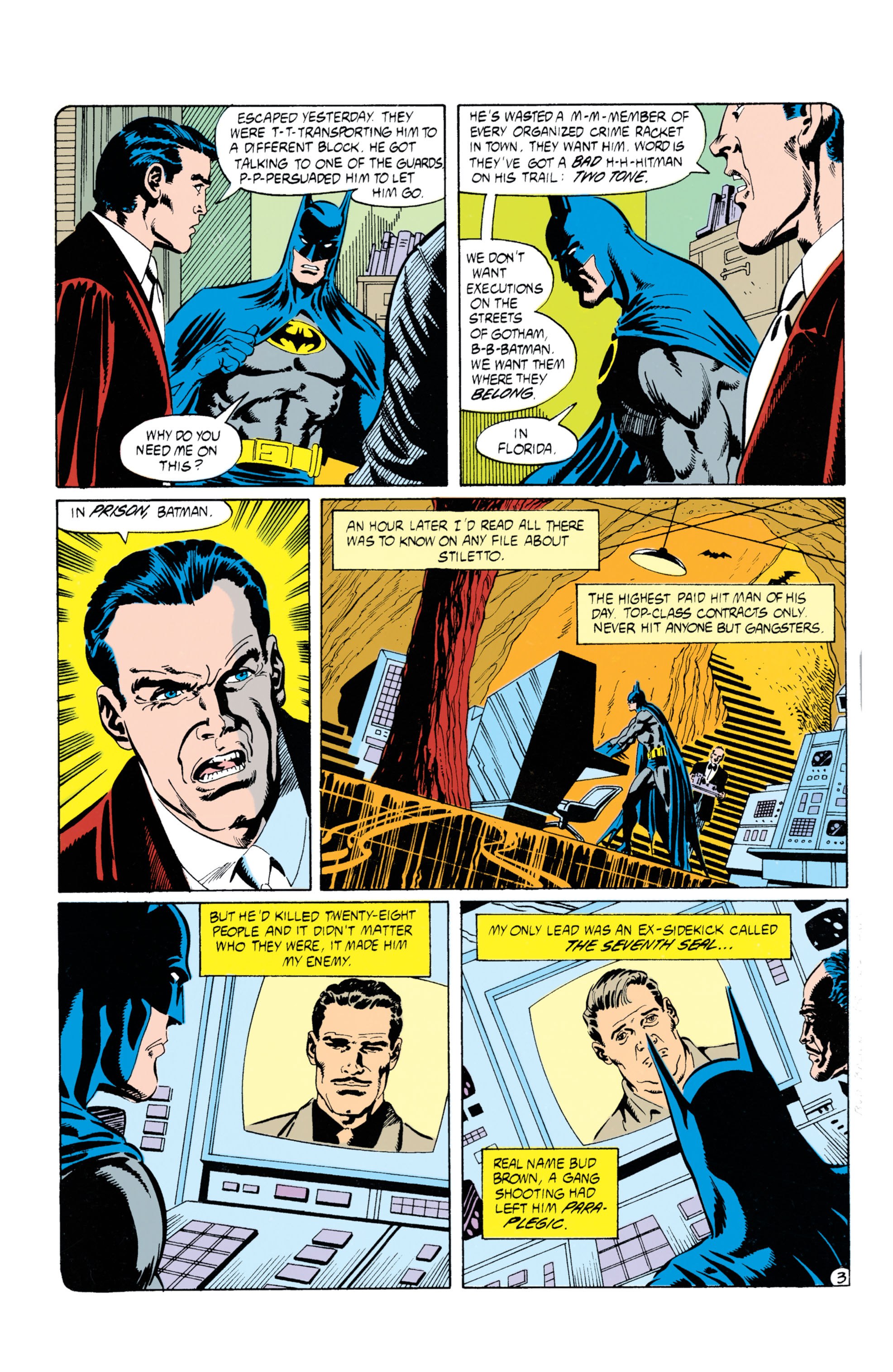 Detective Comics (1937) Issue #630 Page 4