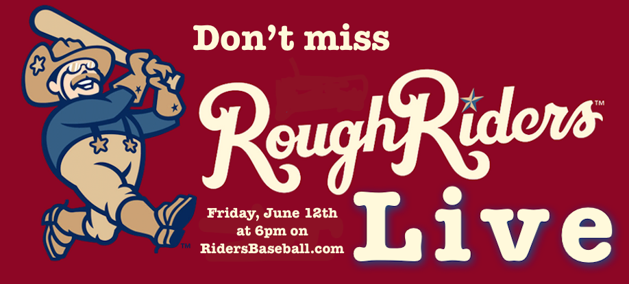 RoughRiders Live, new media, live-stream broadcasts, Gina Miller Media