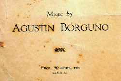 "Música ""Made in Borguñó"" por medio dólar"