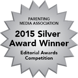 2015 SILVER Award Winner PMA
