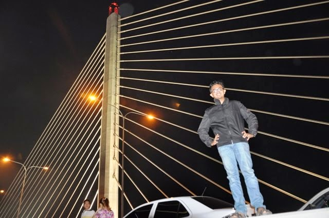 Jambatan Sultan Abdul Halim Muadzam Shah, PULAU PINANG MALAYSIA 2014