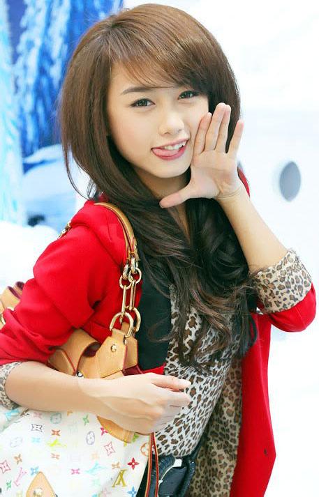 Ảnh gái xinh gái đẹp rất là cute 32