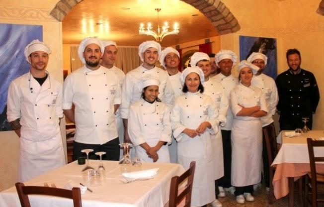 Chef stellato Daniele Carraro