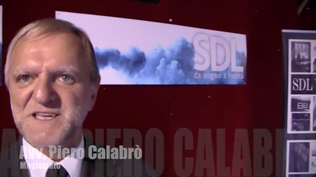 Piero Calabrò, Presidente SDL Centrostudi