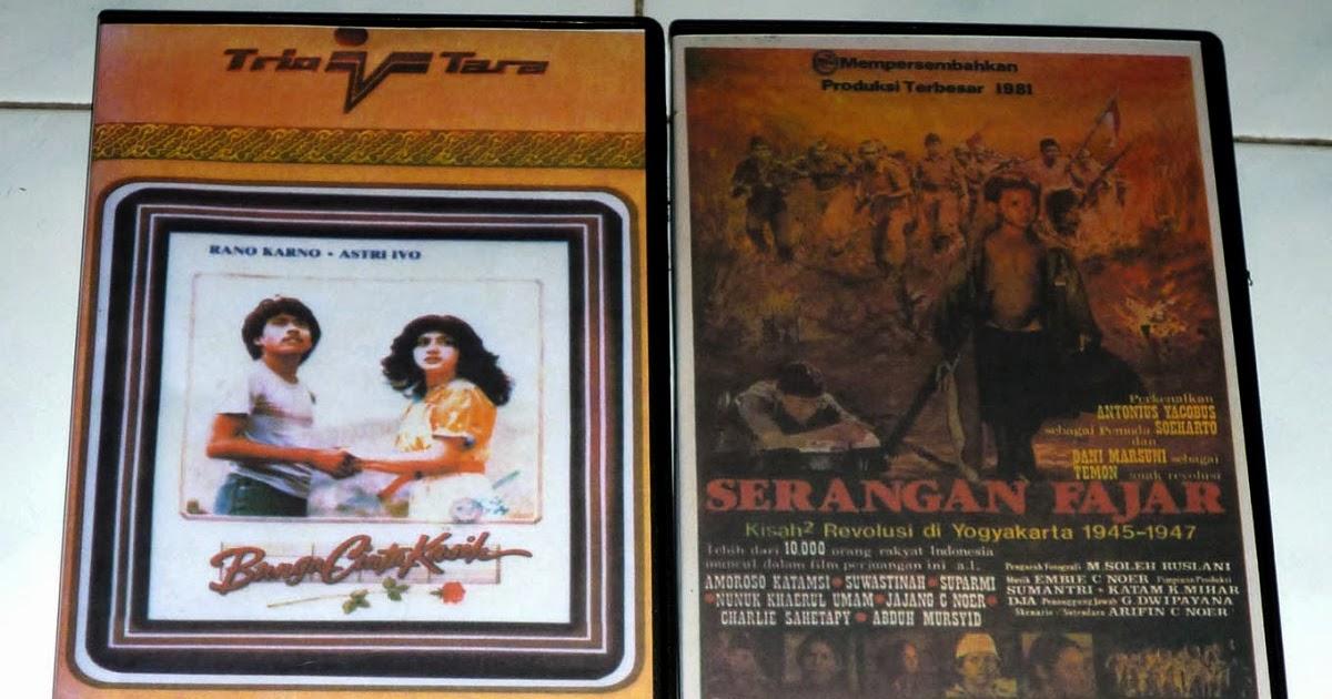 Dunia Nostalgia 80-an : Koleksi DVD Film Indonesia 2