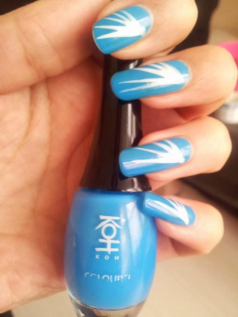 spring nail design nail designs