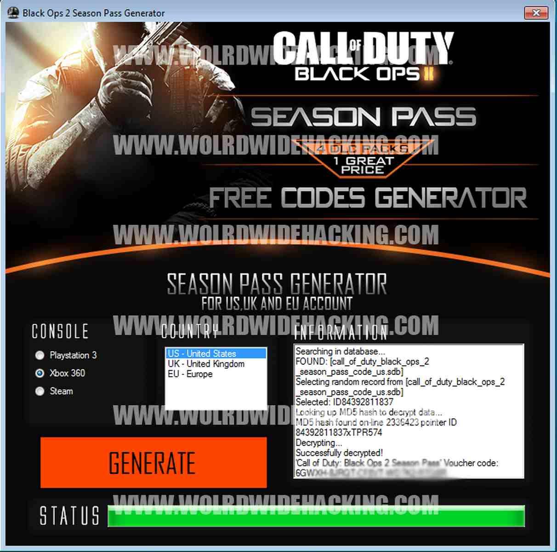 black ops 2 season pass download