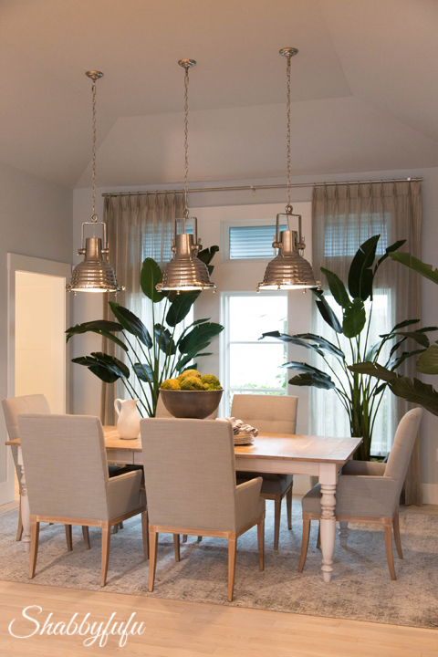 Another View Of The Dining Area In The HGTV Dream Home 2016.