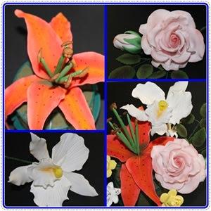 sugarpaste flower