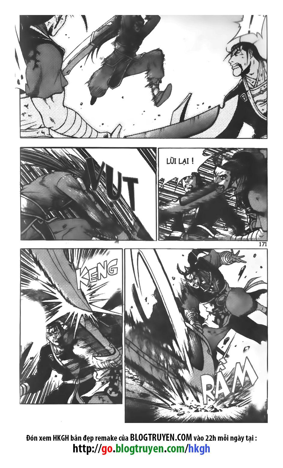 Hiệp Khách Giang Hồ chap 256 Trang 2 - Mangak.info