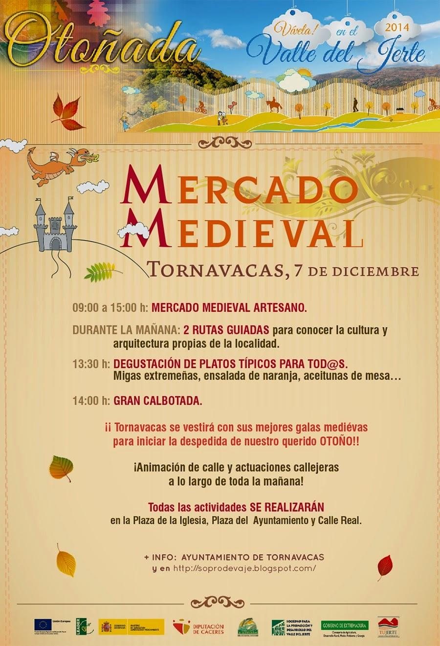 MERCADO MEDIEVAL (Tornavacas)