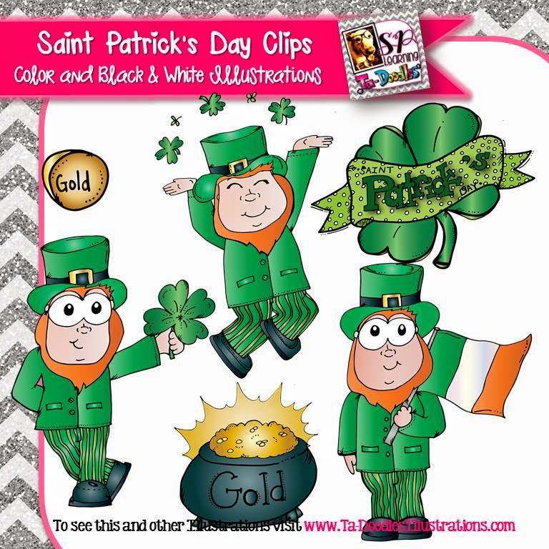 https://www.teacherspayteachers.com/Product/Saint-Patricks-Day-Leprocahns-clip-art-1626251