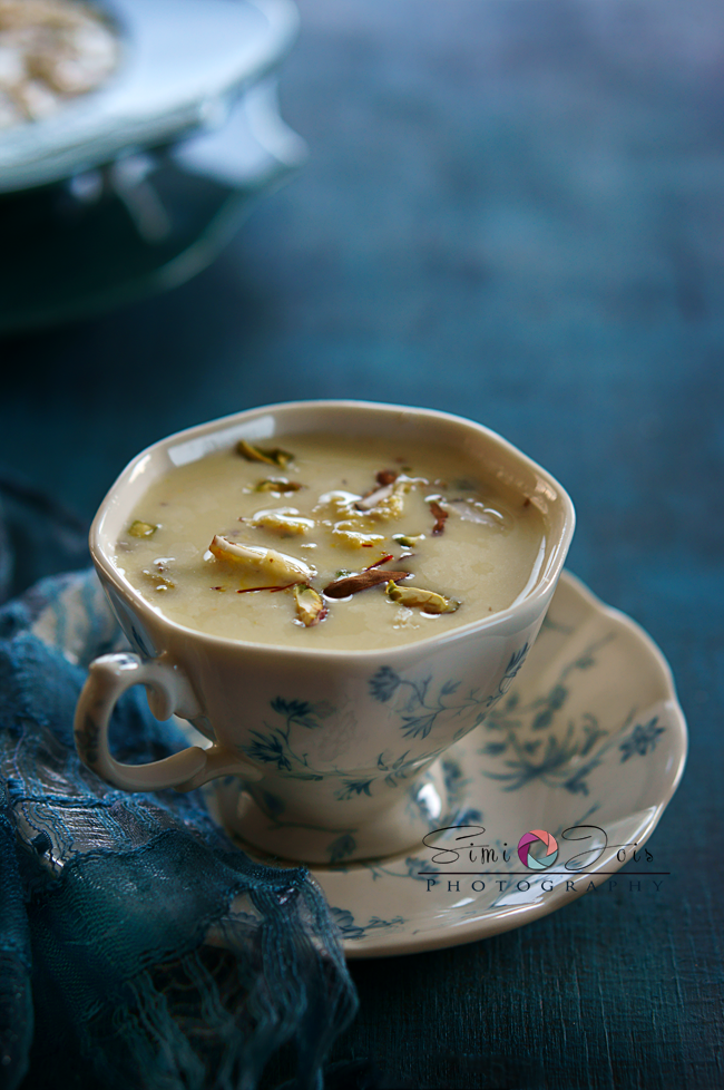 #RiceKheer, #IndianRicePudding, #RicePudding, #PuddingRecipe #FoodPhotography