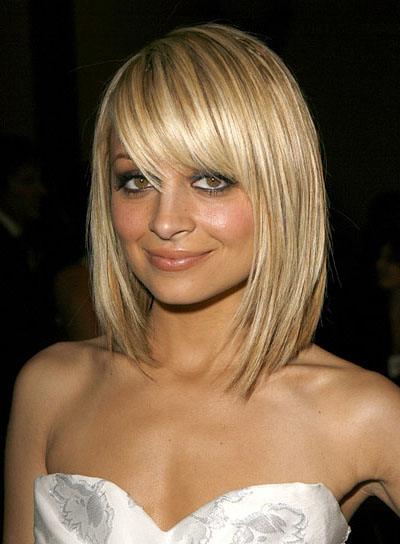 Celebrity hair icon nicole richie