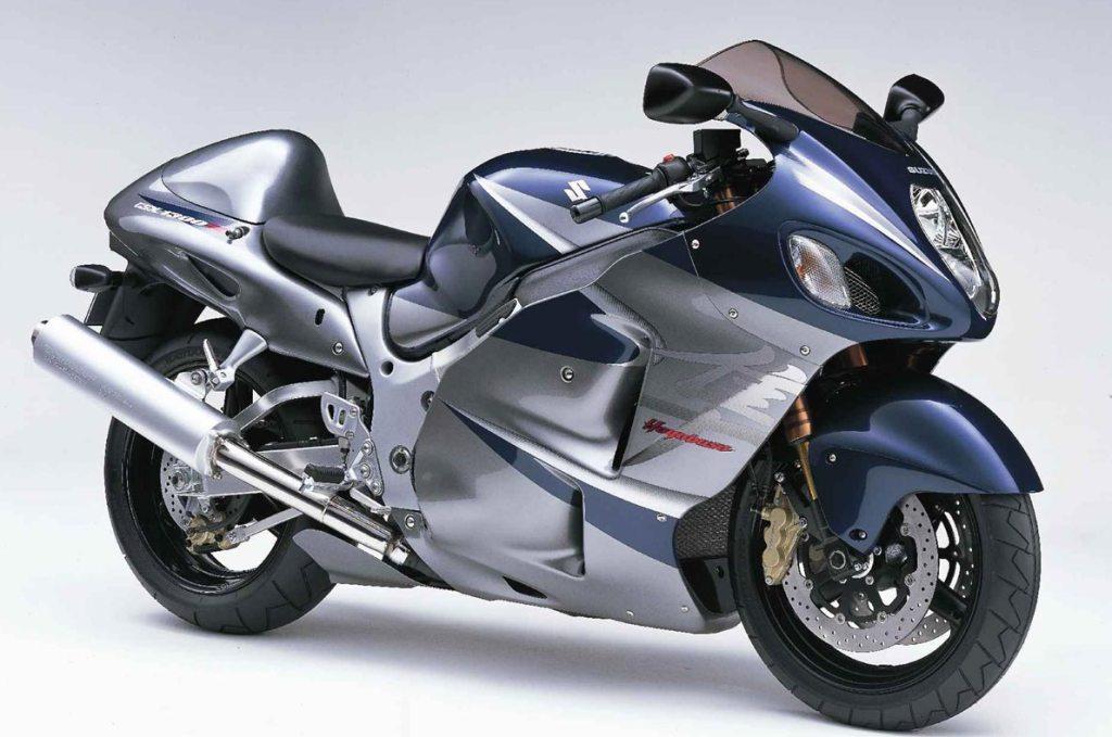 Suzuki Hayabusa | The Bikes Gallery