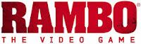 rambo the video game logo Rambo: The Video Game (360/PC/PS3)   Logo & Gameplay Trailer