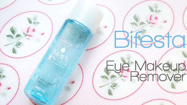 Bifesta Eye Makeup Remover (Review)