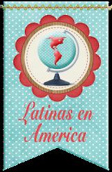 Boton de Latinas En America