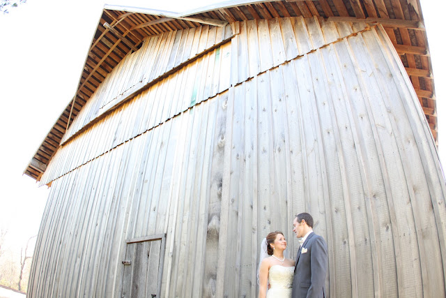 Barn Wedding Photography Southern Indiana