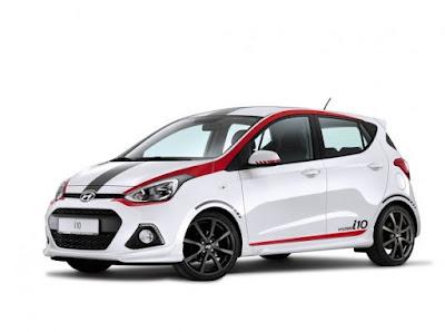 2015 Hyundai I10 Sports Version