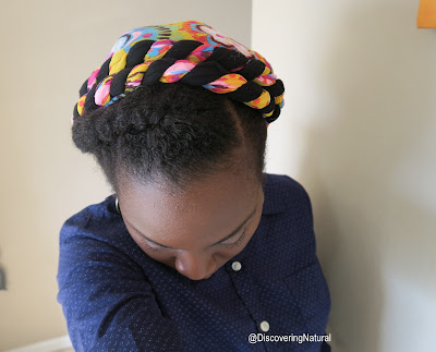 Natural Hair Scarf DiscoveringNatural