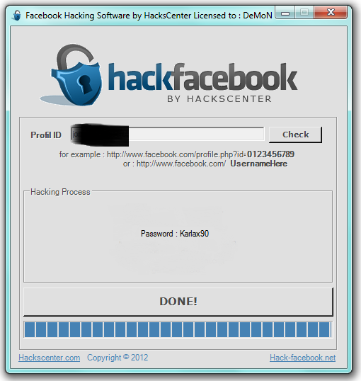 Email password hacking software full version
