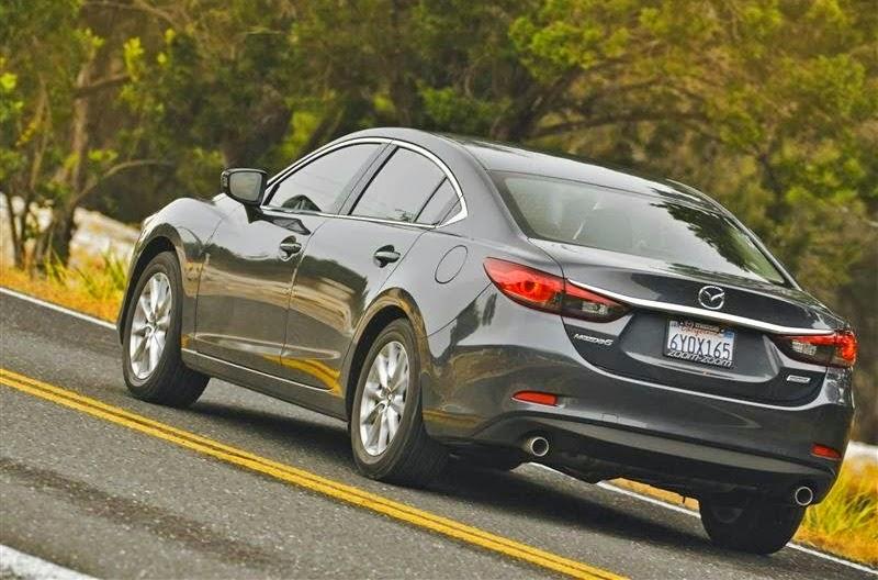 صور سيارة مازدا 6 2014 Mazda 6
