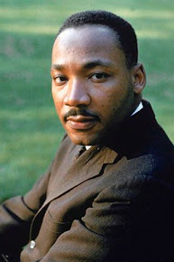 6- MATHER LUTHER KING JR.