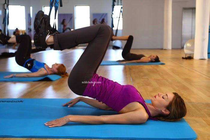 Miranda Kerr'in Formunu Koruyan Tek Egzersiz