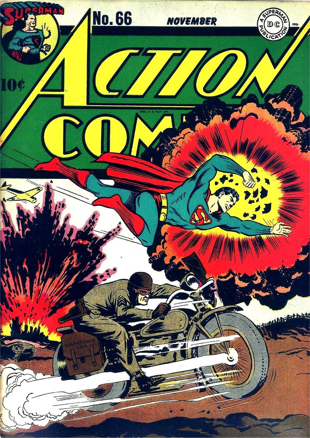 Action Comics (1938) 66 Page 1