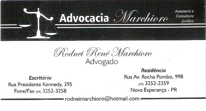 Advocracia Marchioro