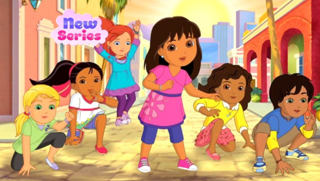 dora and friends into the city season 1 episodes