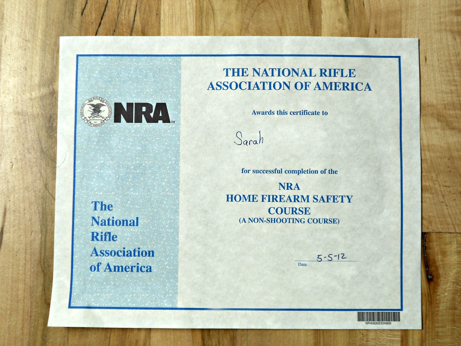 Nra Instructor Editorials From Hells Leading Daily Newspaper