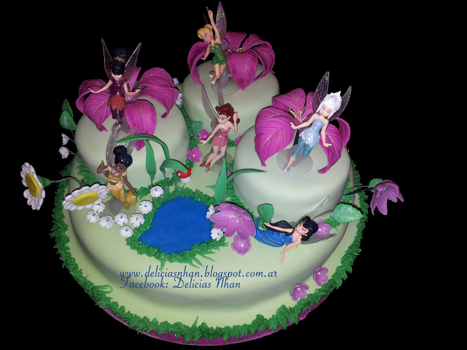 torta tinkerbell torta hadas MEMES Pictures