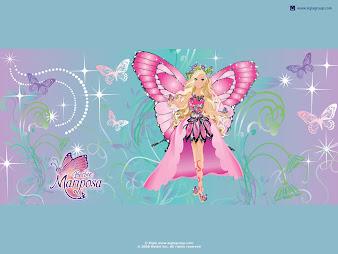 #11 Mariposa Wallpaper