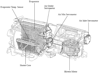 Toyota Fj Cruiser 2007 Air Conditioning on tacoma wiring diagram