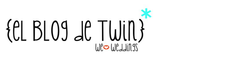 Bodas del Blog de Twin