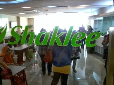 Tasik SHah Alam SHaklee