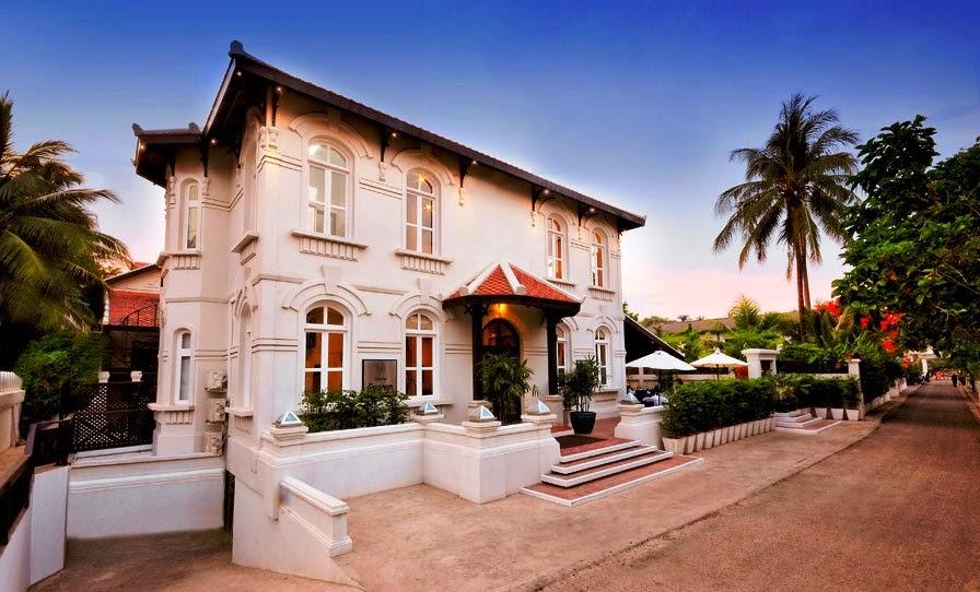 Khách sạn ở Viêng Chăn Lào