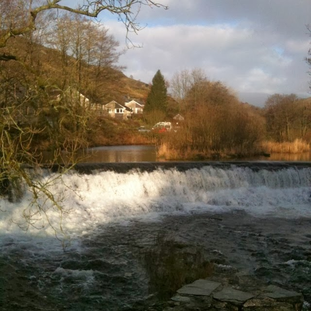 Barley Weir, Staveley, Cumbria